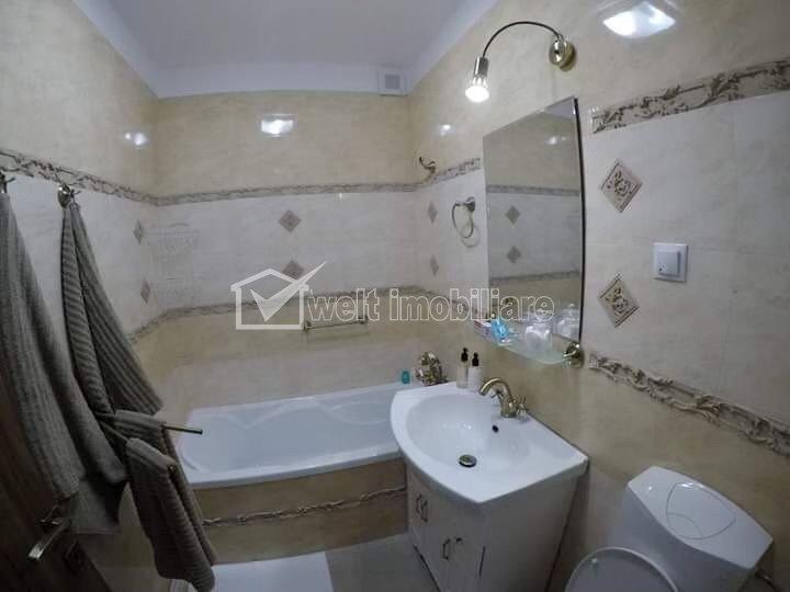 Apartament 2 camere mobilat si utilat la cheie, zona Piata Mihai Viteazu