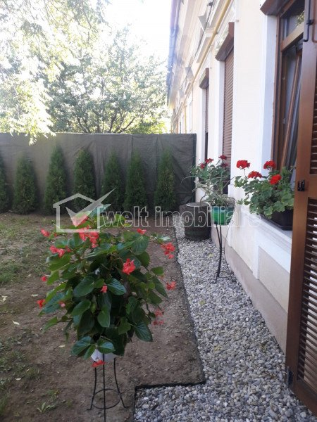 Casa 2 camere, zona linistita, cartier Grigorescu, curte individuala 100mp