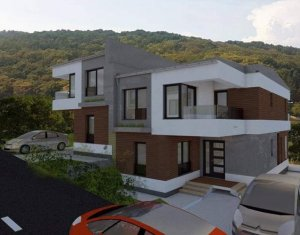 Duplex intr-un complex rezidential deosebit, zona VIVO