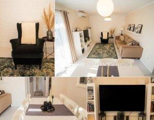 BUNA ZIUA - Apartament ultrafinisat, terasa, parcare, ideal ca locuinta/protocol