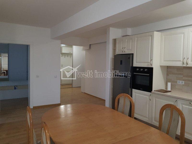 Inchiriere apartament 2 camere, 64 mp, parcare Borhanci