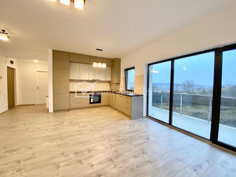 Apartament 2 camere, complex rezidential modern, Gheorgheni, zona Borhanci