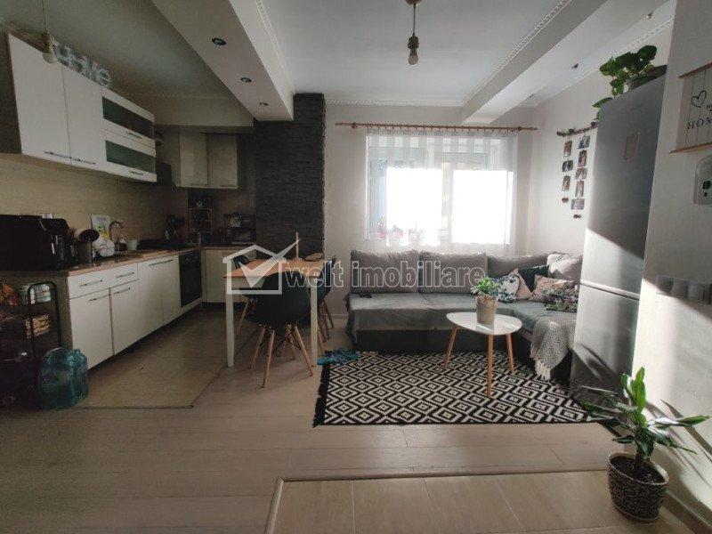 OFERTA! Apartament 3 camere, parcare cu CF, strada Edgar Quinet