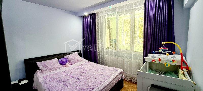 Apartament 2 camere, 44 mp, balcon 9 mp, parter inalt, parcare, Gheorgheni