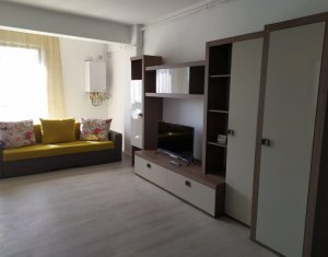 Apartament semidecomandat 2 camere, bloc nou, prima inchiriere, Central