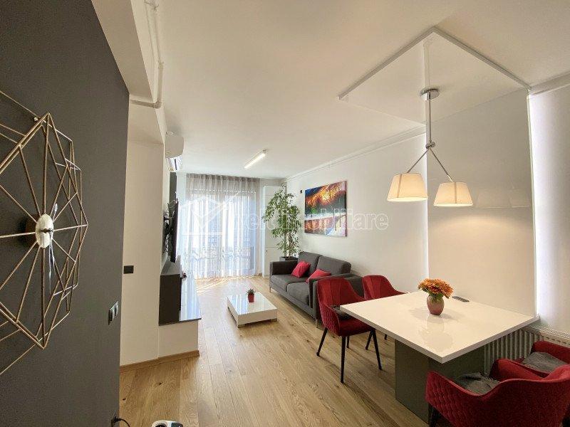 Apartament 3 camere, 75 mp, conditii de LUX, parcare subterana, zona Centrala