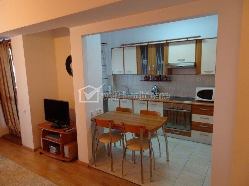 Inchiriere apartament, 2 camere, bloc nou, garaj Marasti