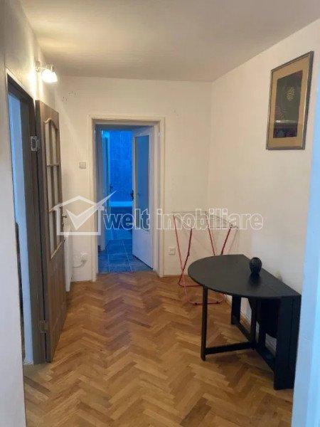 Apartament 2 camere, 47 mp, balcon, etaj 1 din 4, in Grigorescu