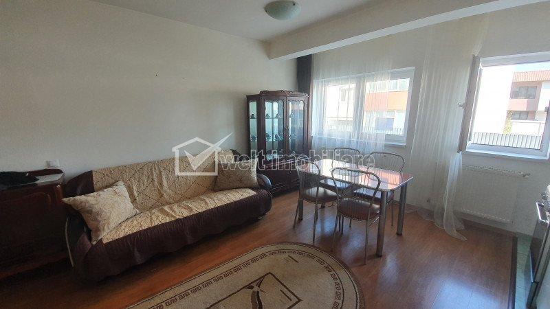 Apartament cu doua camere, constructie 2017, Floresti, Eroilor