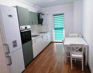 Apartament 2 camere, finisat, mobilat si utilat, in imobil nou, Marasti