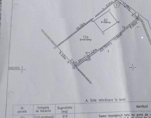 Teren Liu 510 mp, constructie demolabila, Andrei Muresanu