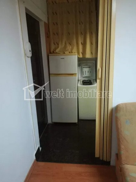 Apartament tip garsoniera, parter inalt, ideal investitie! Marasti, zona camine