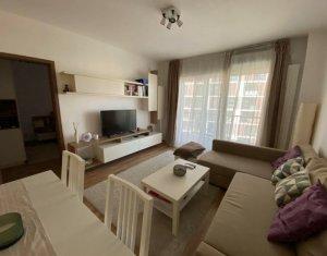 Inchiriere apartament 2 camere, modern , garaj, bloc verde, Buna Ziua