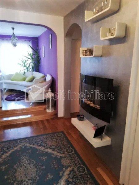 Apartament 4 camere, decomandat, 75 mp, etaj 2 din 4, Manastur, zona Ion Mester