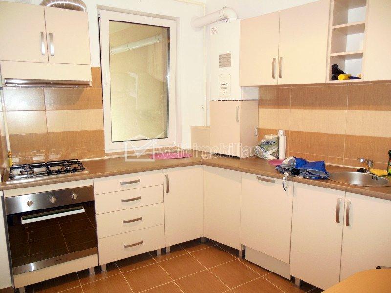 Apartament de inchiriat, cu o camera, in bloc de apartamente, Centru (Constanta)