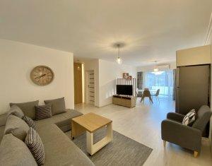 Apartament 2 camere, zona centrala - Scala Center, 63 mp; parcare subterana