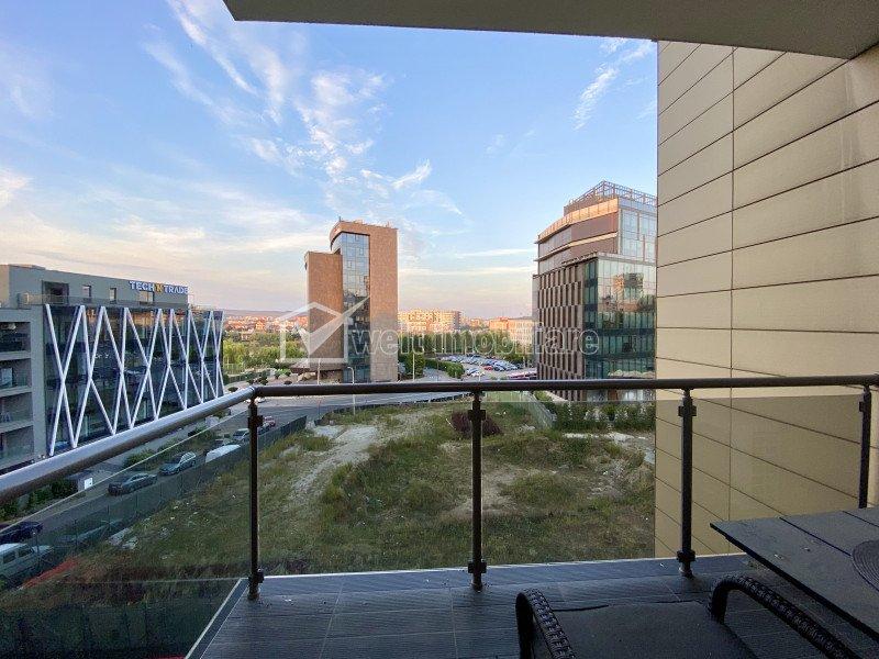 Inchiriere apartament 2 camere lux, zona Iulius Mall, Riviera Luxury Residence