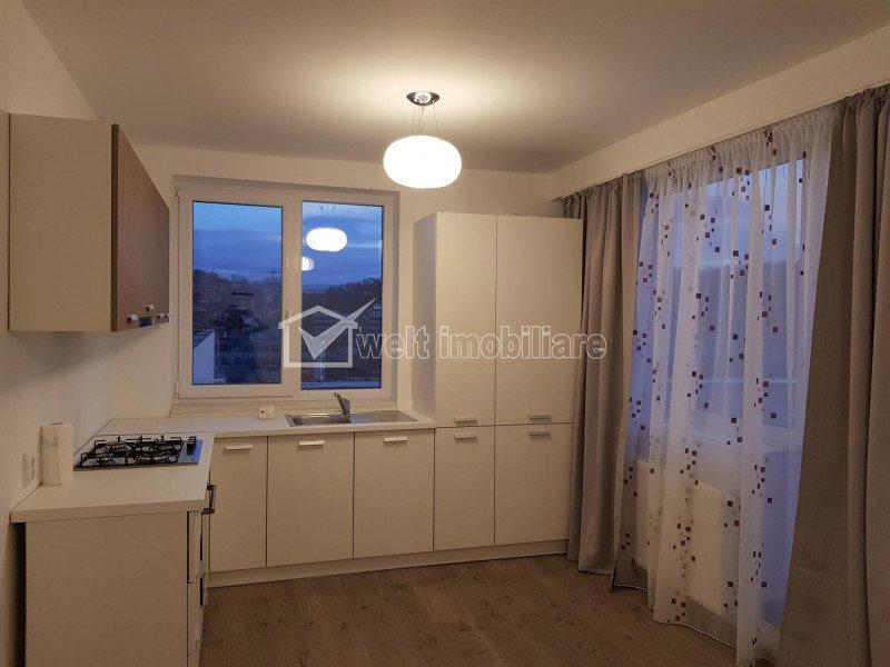 TOP oferta! Apartament 3 camere, terasa, finisat, mobilat, utilat, zona buna