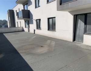 Apartament 4 camere 90mp, terasa, etaj 4/5, parcare subterana, CF, Dambul Rotund