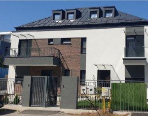 Casa tip duplex, 5 camere, imobil nou, parcare, gradina, Grigorescu