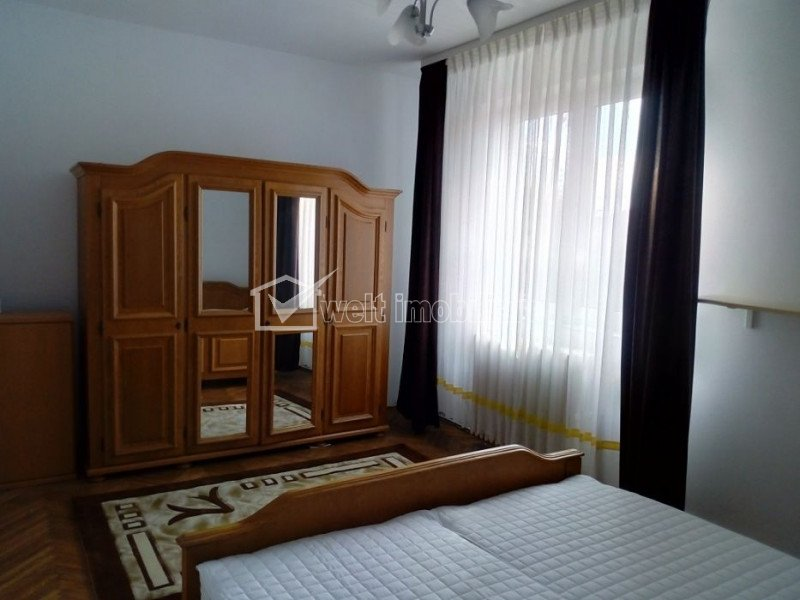 Inchiriere apartament 2 camere, 67 mp, parcare, zona Hotel Napoca