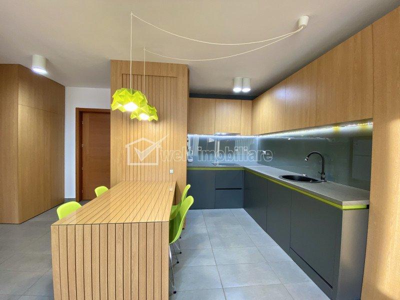 Inchiriere apartament 2 camere de lux, loc de parcare, Calea Dorobantilor