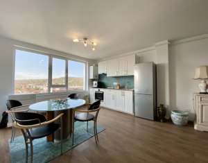 Inchiriere Apartament 2 camere,strada Portelanului,imobil nou zona Clujana;garaj