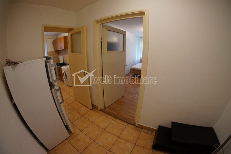 Apartament 2 camere, decomandat, zona Iulius Mall, FSEGA, Gheorgheni