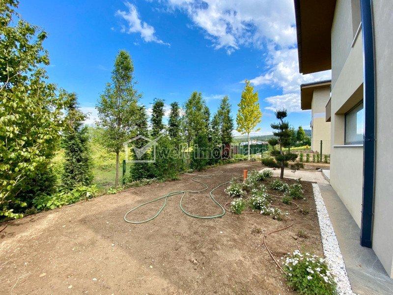 Vazare casa individuala in Buna-Ziua, ansamblu privat de lux, teren 527 mp