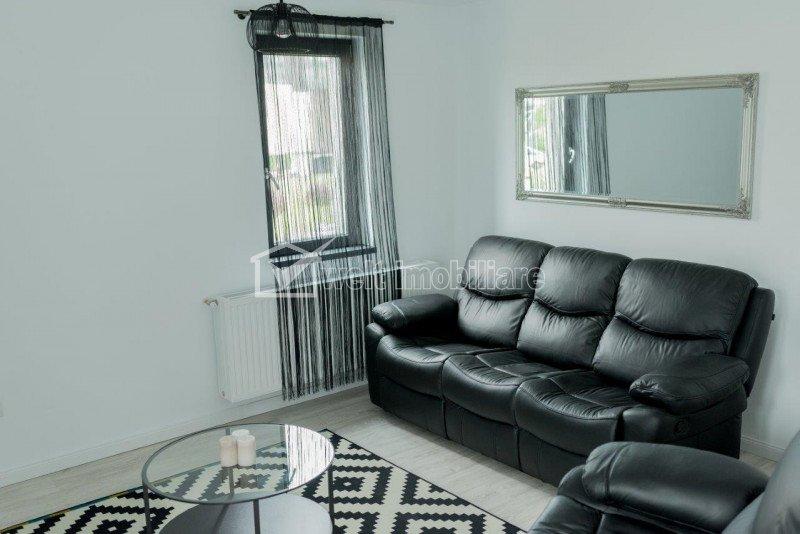 Apartament 2 camere, 52mp, mobilat LUX, ansamblul Park Lake, zona Intre Lacuri