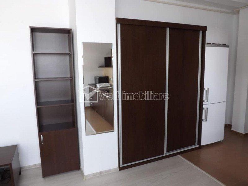 Inchiriere apartament 1 camera, 35 de mp, mobilat si utilat, zona Hasdeu