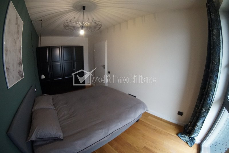 Apartament o camera,Avella Marasti cu loc de parcare