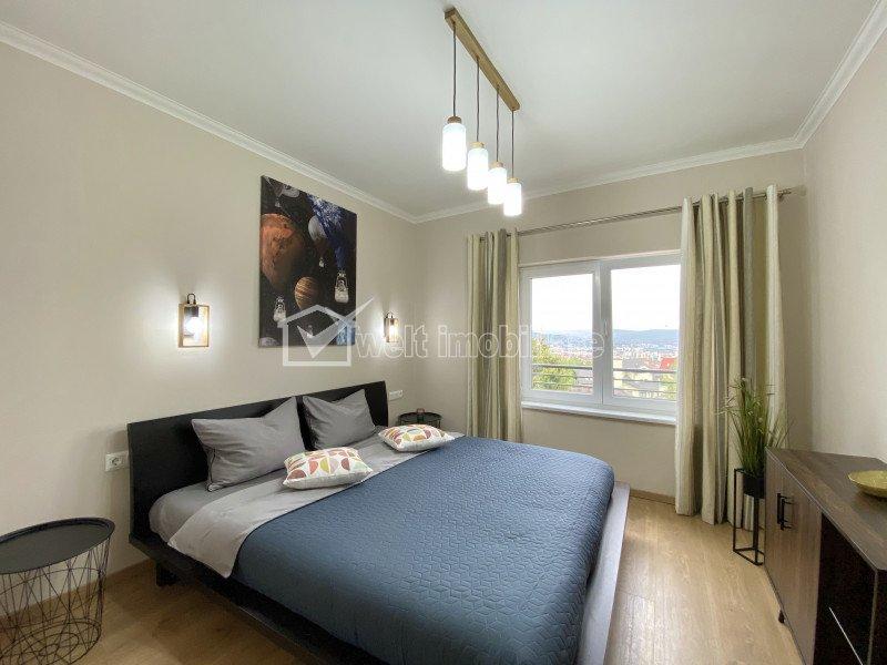 Inchiriere Apartament 2 camere, dotari lux, imobil tip vila, Andrei Muresanu
