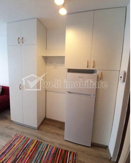 Apartament tip garsoniera, finisaje LUX, zona Kaufland Marasti, ideal investitie