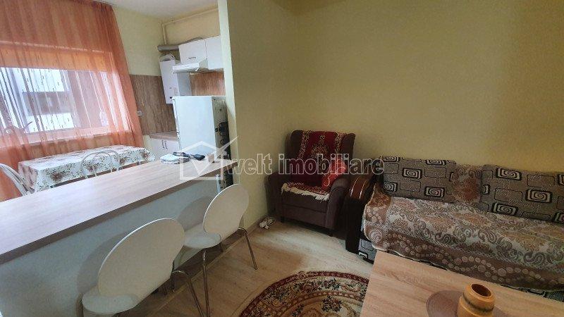 Apartament cu 2 camere, finisat si mobilat modern, Floresti, Stadionului