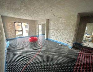 Apartament 4 camere 117 mp, etaj 1, bloc nou, Borhanci