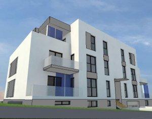 Apartament 4 camere 111mp + 260mp gradina, bloc nou, Borhanci