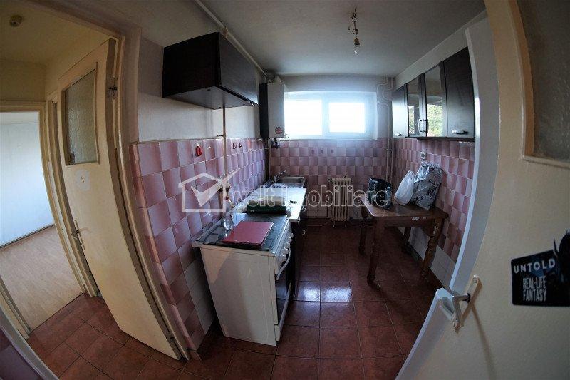 Vanzare 2 camere confort 1, Grigorescu, etaj intermediar, bloc izolat