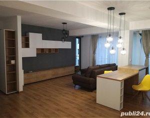 Inchiriere apartament 4 camere, 120 mp, modern, garaj, Buna Ziua