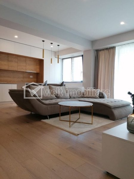 Apartament de lux cu 4 camere, 130mp, Buna Ziua,