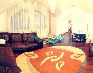 Apartament 4 camere, bloc nou, mobilat, mansarda, Iulius Mall