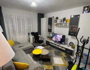 Apartament 2 camere decomandat, etaj intermediar, Manastur