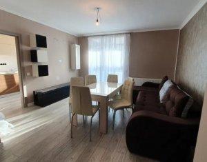 Apartament 3 camere decomandat,  finisat, 70 mp, Baciu