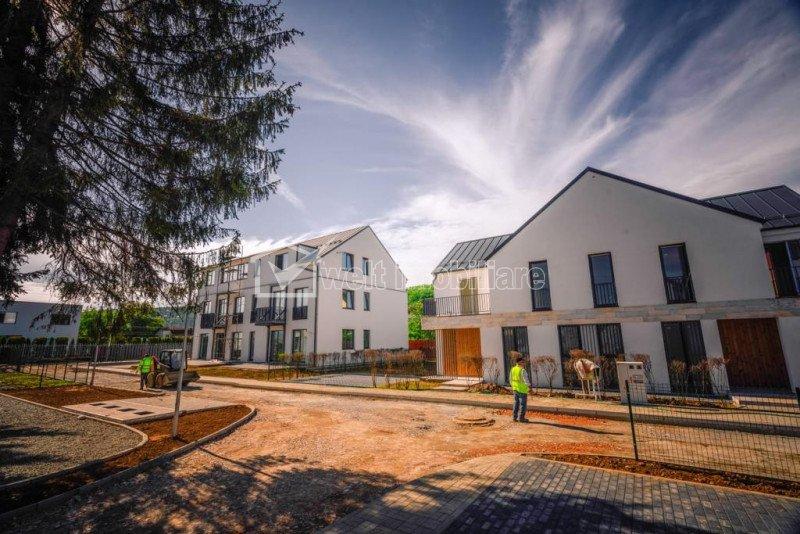 Duplex modern, semifinisat, 136mp utili, zona superba, in complex rezidential