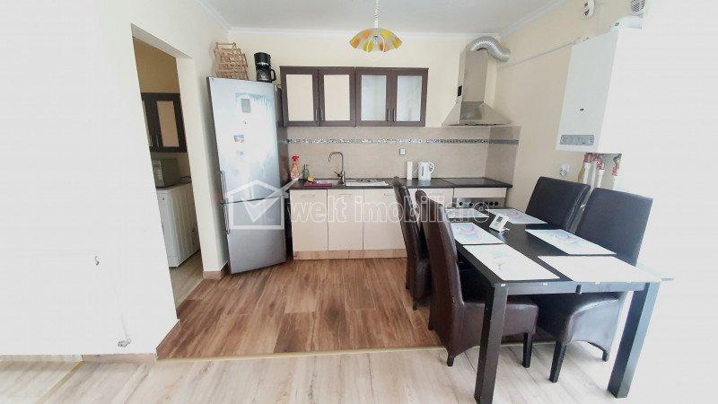 Duplex, 4 camere, Floresti, zona Atelierul de Pizza