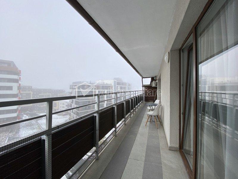 Inchiriere Penthouse superb, parcare subterana, cartierul Buna Ziua