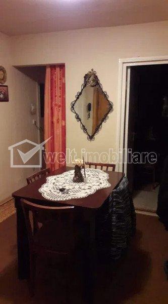 Apartament spatios cu 4 camere decomandate, 79 mp, Manastur
