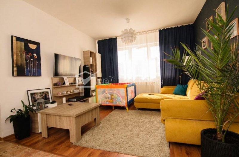 Lakás 2 szobák eladó on Cluj-napoca, Zóna Grigorescu