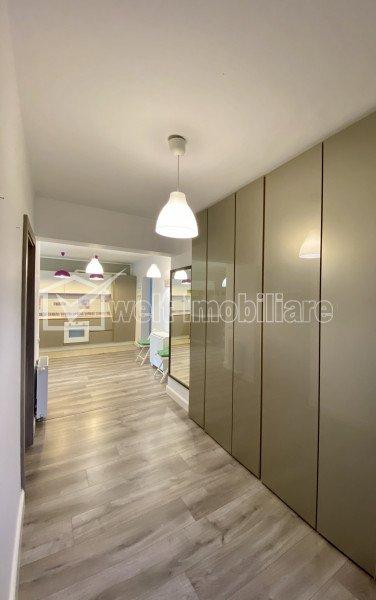 Apartament cu 3 camere, loc de parcare -Dorobantilor Residence. Contract 9 luni