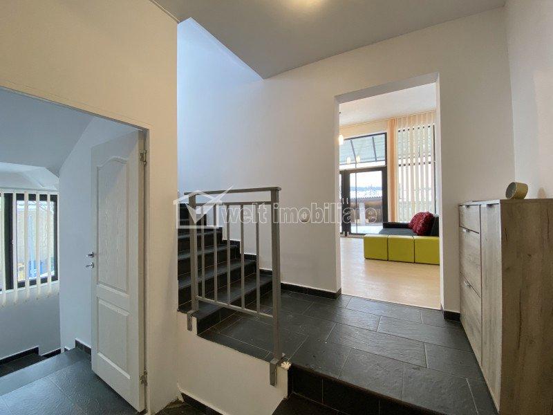 Casa individuala, garaj si terasa, zona superba, langa Hotel Stil